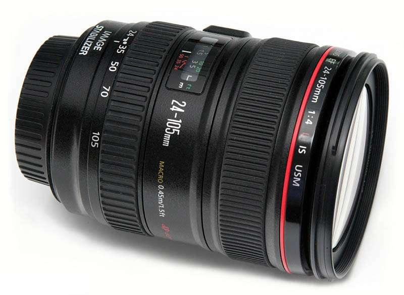 Canon 24-105mm f/4 L IS USM, la nostra scelta (Parte 1)