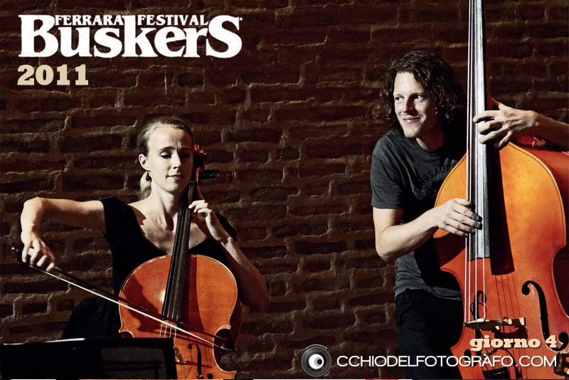 Ferrara Buskers Festival 2011 - Giorno 4