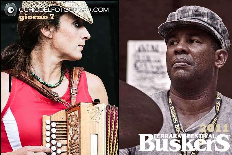 Ferrara Buskers Festival 2011 - Giorno 7