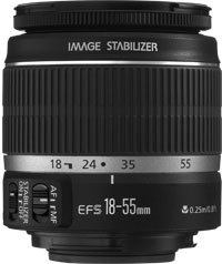 Perché è meglio non rivendere il Canon EF-S 18-55 IS