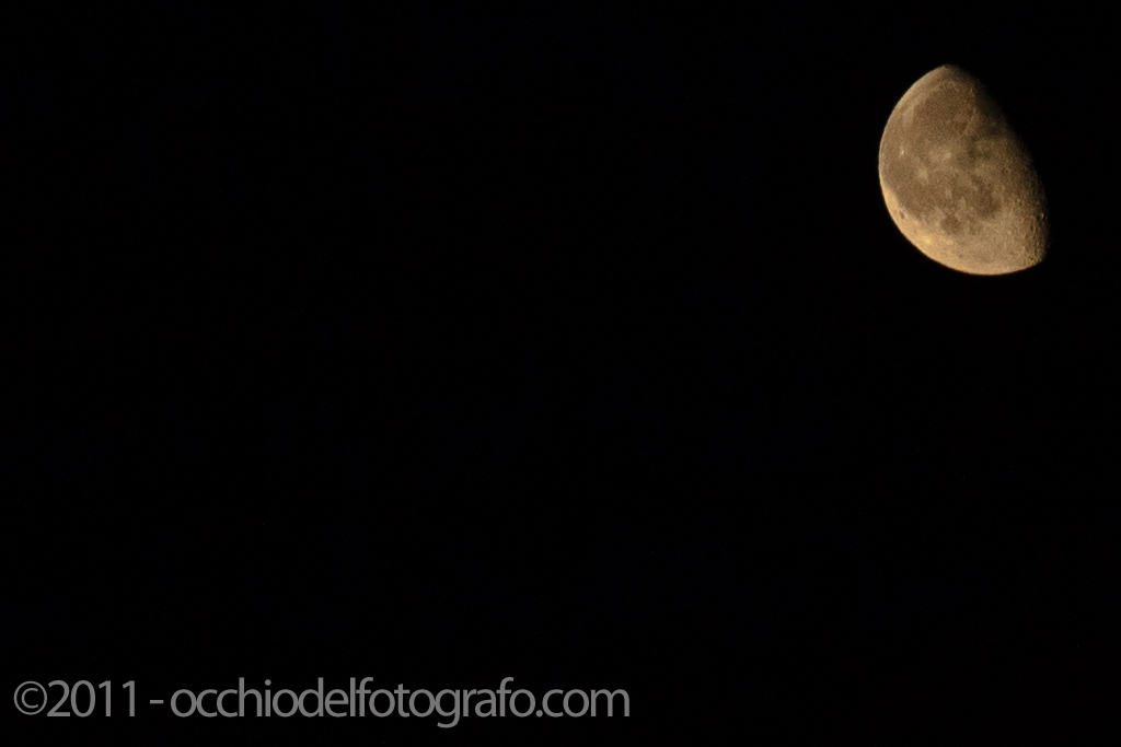 Fotografare La Luna La Tecnica
