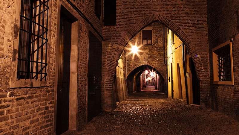 Fotografare di sera – Lunga esposizione col treppiede