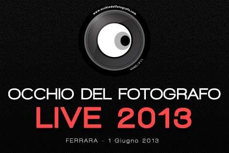 LIVE 2013 – Il nostro primo workshop