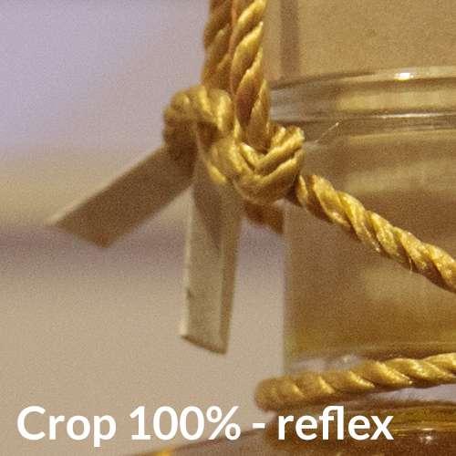 Crop 100% reflex