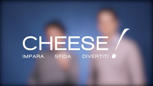 CHEESE! Impara, sfida divertiti - banner