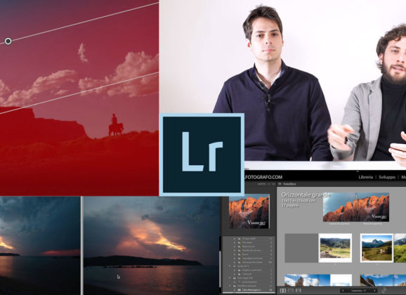 Disponibile ora il nuovo video corso di Lightroom Classic CC