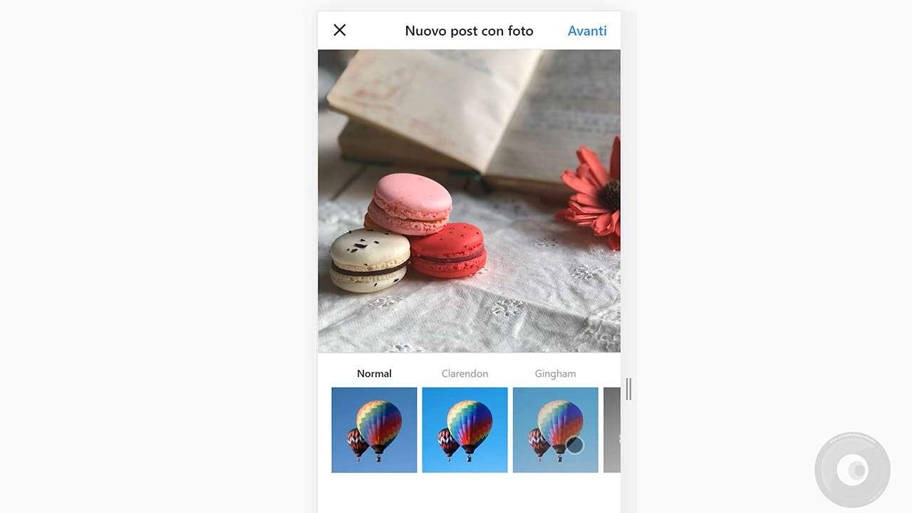 Caricare Foto Su Instagram Da Pc Occhio Del Fotografo