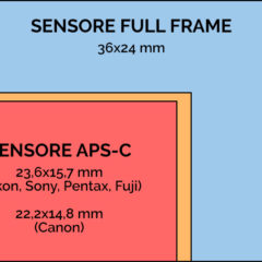 Differenze tra sensori APS-C e Full Frame 35mm