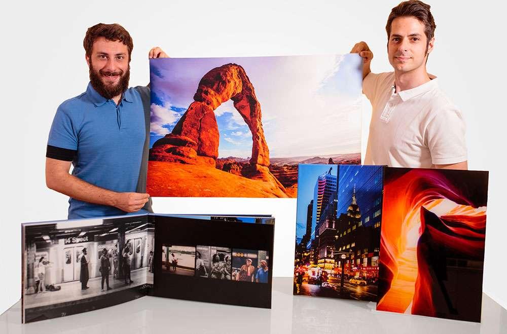 Stampa digitale - Occhio del fotografo