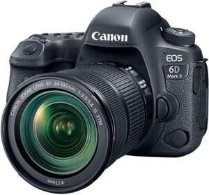Canon EOS 6d Mark II recensione