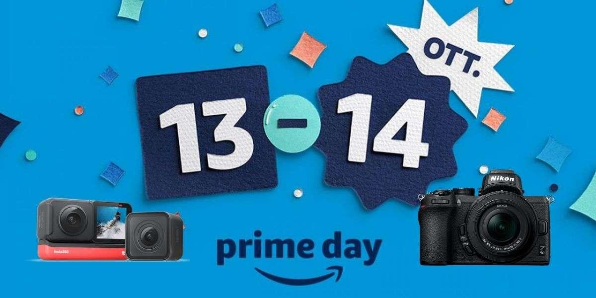 Fotocamere Promozioni Amazon Prime Day